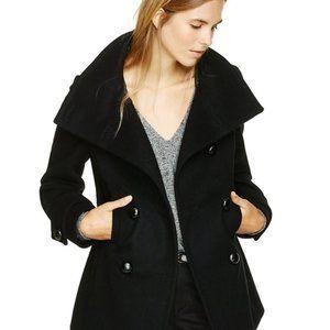 Aritzia Babaton Howell Wool & Cashmere Peacoat